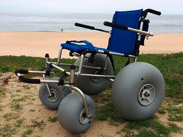 Odoor movilidad inmersiva silla de ruedas todo terreno asistida - Ruedas para sillas de ruedas ...